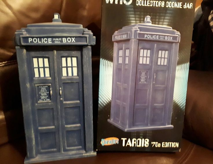 135 best doctor who tardis images on pinterest doctor who tardis doctors and dr who - Tardis cookie jar ...