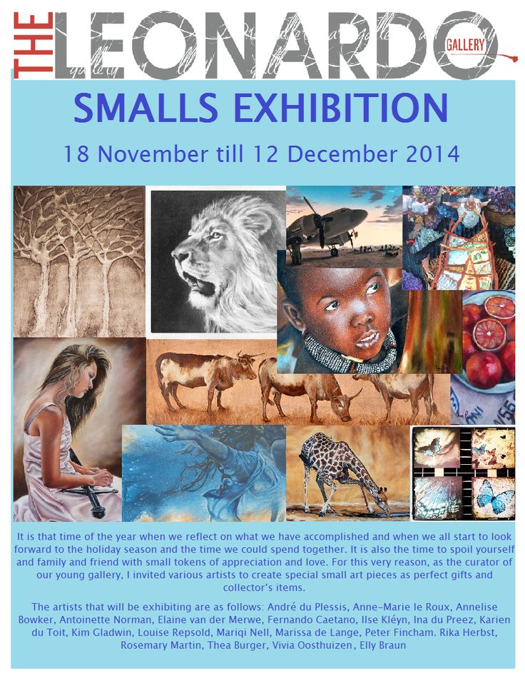 Smalls Exhibition