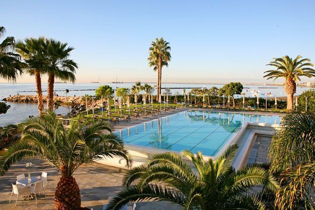 A tropical paradise in the Mediterranean.