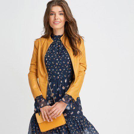Jessica Mercedes w sukience ORSAY! - Trendy w modzie - Domodi.pl