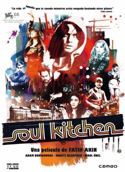 Soul Kitchen (2009) Alemaña. Dir.: Fatih Akin. Comedia. Familia - DVD CINE 1875