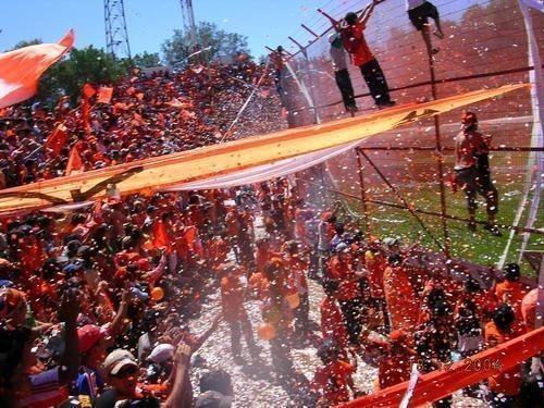 Huracan Naranja / Cobreloa
