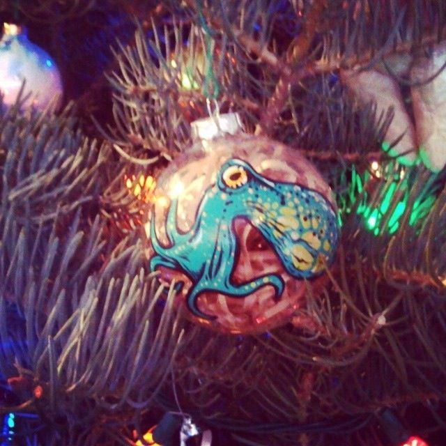 Emi Slade Christmas Ornament