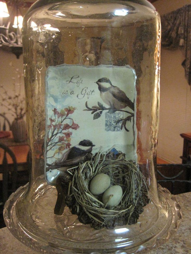 A Mcinnis Artworks: Spring Cloche Ideas