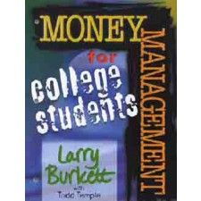 A great guide for helping college students stay out of debt  by Larry Burkett