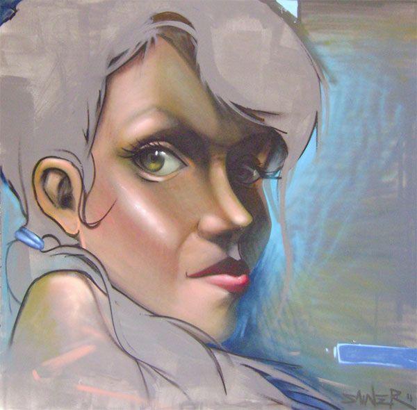 Artist : Sainer,
