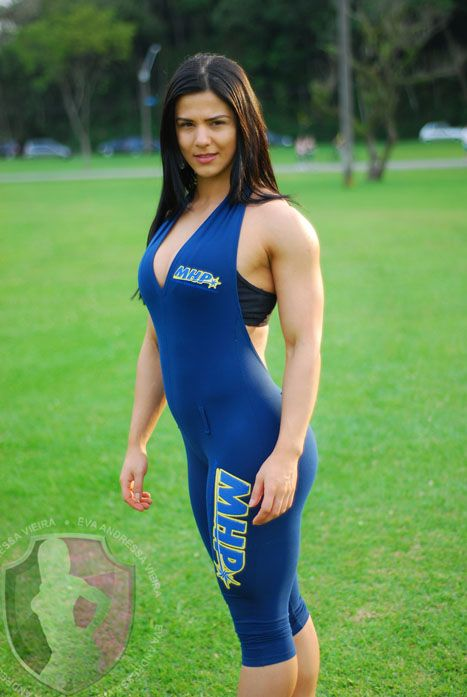 latina woman muscle - photo#9