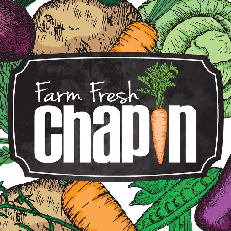 Chapin Downtown Farmer's Market logo