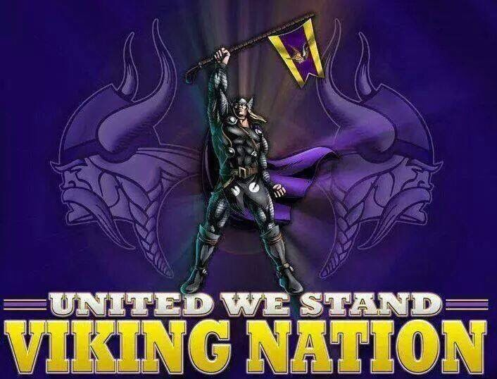 Vikings nation
