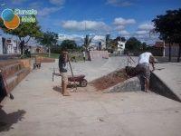 Noticias Skatistas de Cuvelo reformam a pista de skate -  Cidade de Cuvelo que fica no estado de Minas Gerais teve mais uma prova do valor dos skatistas pelo Brasil a iniciativa foi reformar a pista de skate por conta própria como já acontece em várias cidades