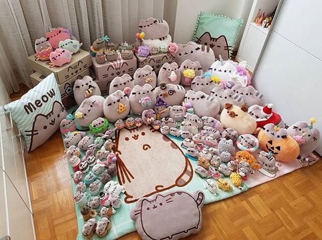 Omg Necesito Esta Habitacion De Inmediato Pusheen Merchandise Pusheen Cute Pusheen Plushie