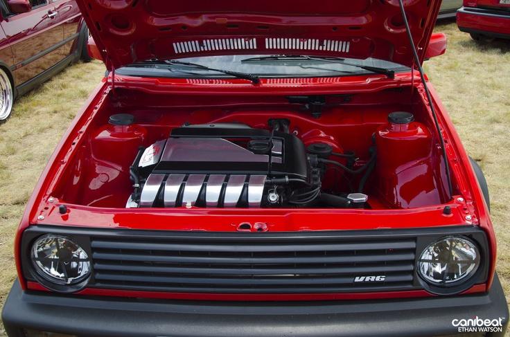 Mk2 VW Golf VR6