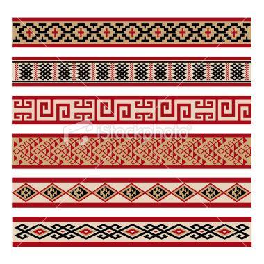 Indigenous Culture Patterns.
