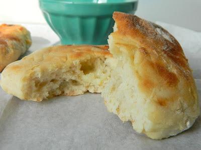 Honey Manchego bread