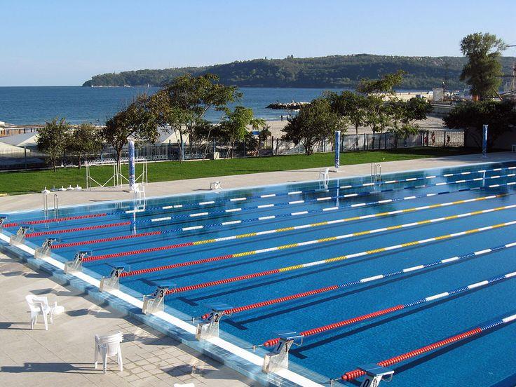 Olympian Swimming pool, Varna - Sport in Bulgaria - Wikipedia, the free encyclopedia