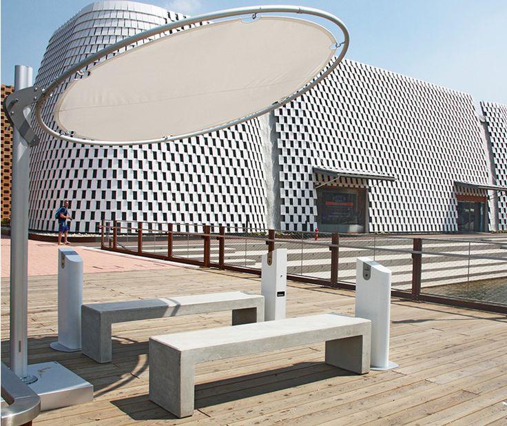 17 best images about b ton design stylish concrete on pinterest outdoor b - Mobilier urbain design ...