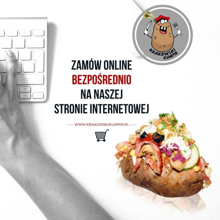 ☛ ZAMÓW ONLINE ☛ http://krakowskikumpir.pl/zamow-online/  ☛ ZAPRASZAMY #krakowskikumpir #krakow #kumpir #online #food #warszawa #rzeszów #katowice