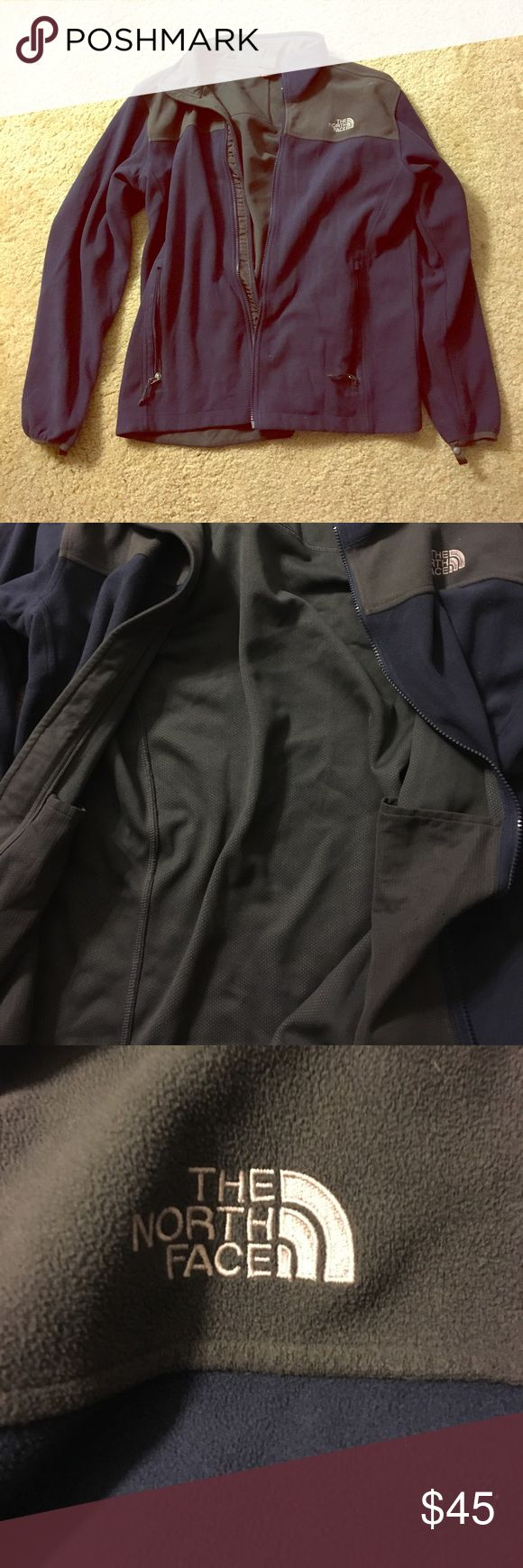 The North Face men's jacket Awesome men's North Face! In good pre-owned condition with very minor wear. The North Face Jackets & Coats Performance Jackets