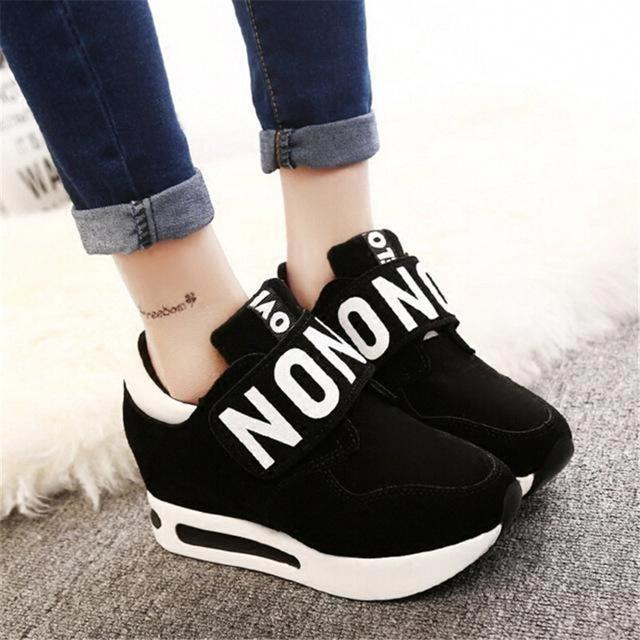 Sandaly Espadryle Na Koturnie Zamszowe Czarne Elena Espadrilles Wedge Espadrille Shoes