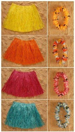 hawaii costume ideas for halloween   Home > Hawaiian Fancy Dress > Hawaiian Grass Skirts > Hawaiian Set
