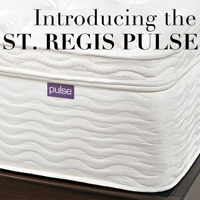 weu0027re excited to introduce a new mattress made with pulse latex sleep