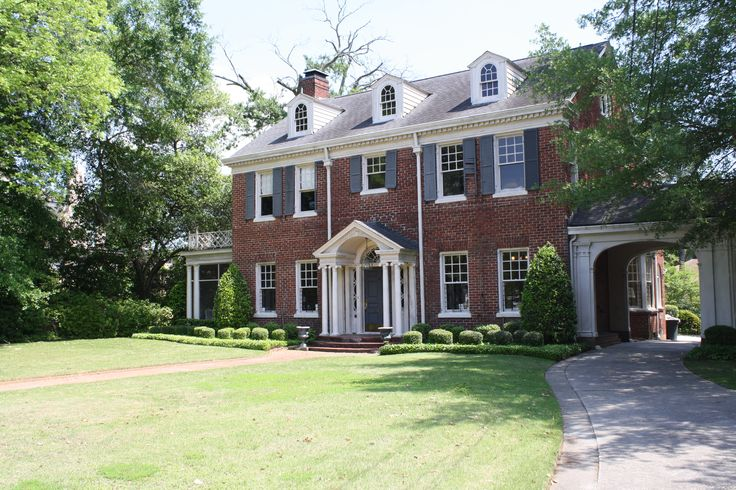 1410 wynnton road with images house styles mansions