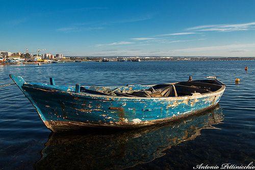 Taranto e il mare - Taranto and the sea