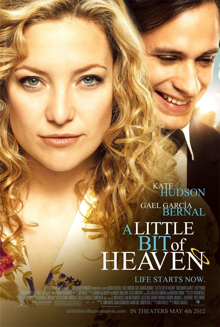 A Little Bit Of Heaven. She has such a great spirit for what she goes through! OMG, best movie ever seen!