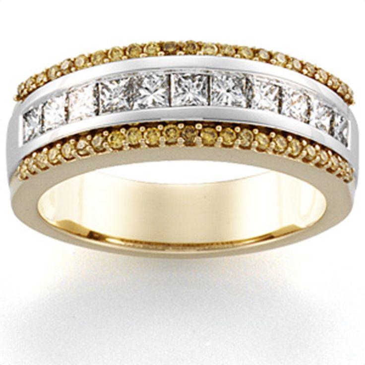 1 ct tw Diamond Anniversary Band - Matthew Erickson Jewelers
