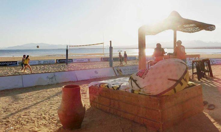 Du willst im Urlaub Beach-Volleyball spielen und suchst das richtige Hotel? Dann bist du hier genau richtig!