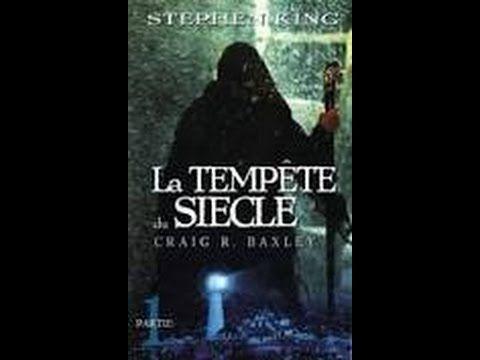 """La Tempete Du Siecle Partie 1 ( Stephen king 1999)""""Eh bien génial! Ce film est tourné comme un roman; c'est comme si nous lisions le livre. Où se trouve la partie 2."""" Merci!"""