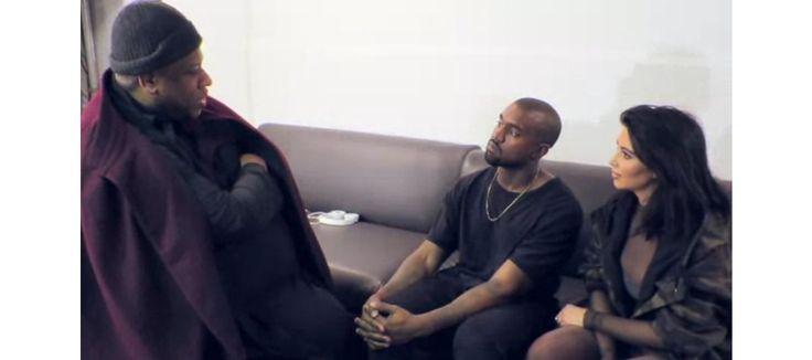 Que pense vraiment Kanye West du futur de la mode, des Grammy's et de Taylor Swift ?