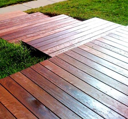 Timber Decking Ideas by TOP SHELF CARPENTRY