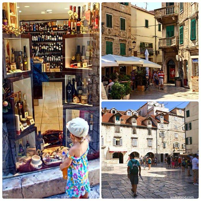 Chorwacja - Split Croatia - Split  #split #chorwacja #hrvatska #croatien #croatia #centralcity #shop #sklep #centrum #townhall #kids #daughter #corka