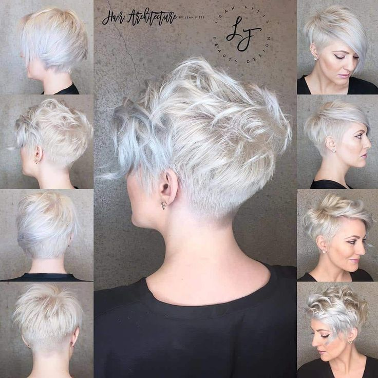 A style amongst the top Short hairstyles for women 2018 2019 Presently, short hair's the essence of fashion for ladies. From celebs like Jennifer Lawrence and ....