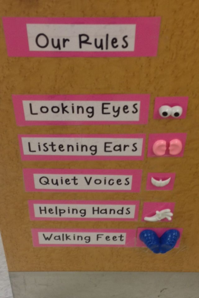 My class rules with Mr. Potato Head parts!!