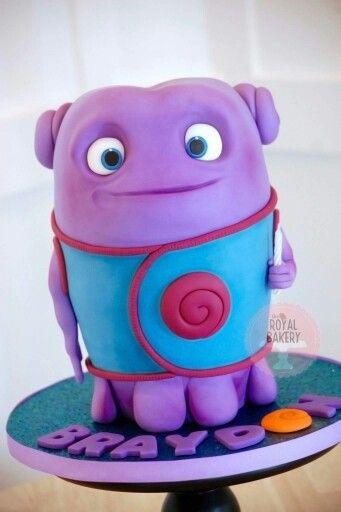 Boov cake