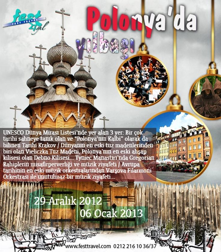 FEST Travel - Polonya'da Yılbaşı