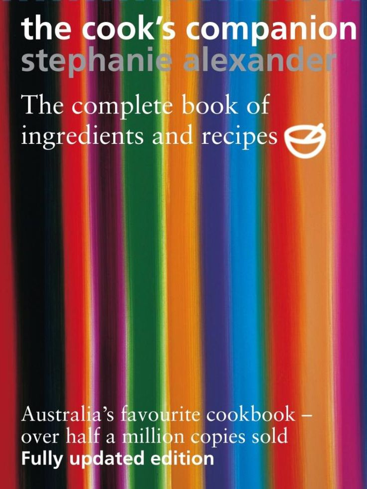 The Cook's Companion : The Complete Book of Ingredients and Recipes for the Australian Kitchen - Stephanie AlexanderBest Cookbooks of 2014, a foodies review and buyers guide. Jamie Oliver, Pete Evans, Sarah Wilson, Mimi Spencer, Janella Purcell, Stephanie Alexander, Donna Hay, Whole Foods Simply....  Click here for the full run down http://www.eatraiselove.com/love/cookbook-gift-guide-2014/
