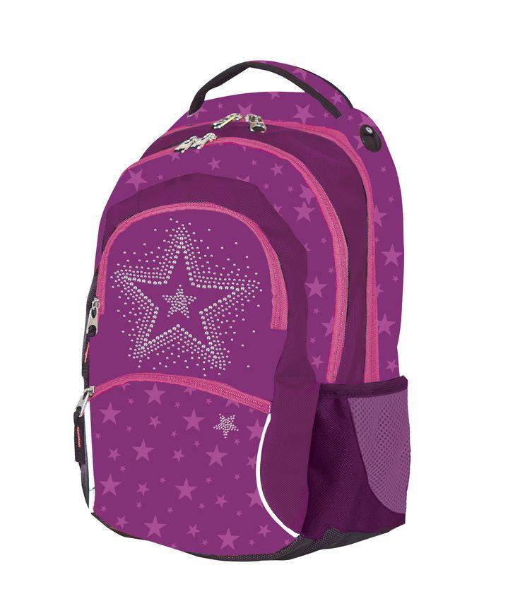 School Bag Star/ Školní batoh Star