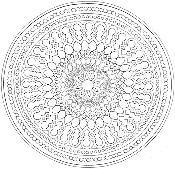 top mandalas gratuits mandala rond 1 mandalas. Black Bedroom Furniture Sets. Home Design Ideas