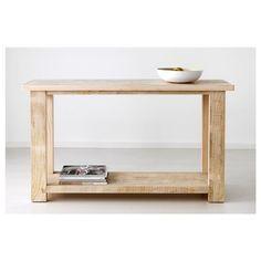 Oltre 25 fantastiche idee su tavolo consolle su pinterest - Tavolo a libro ikea ...