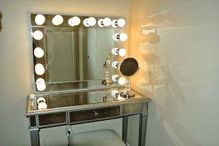 Iluminación correcta para maquillaje