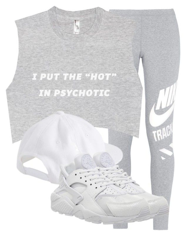 Untitled #3101 by xirix on Polyvore featuring polyvore, fashion, style and NIKE