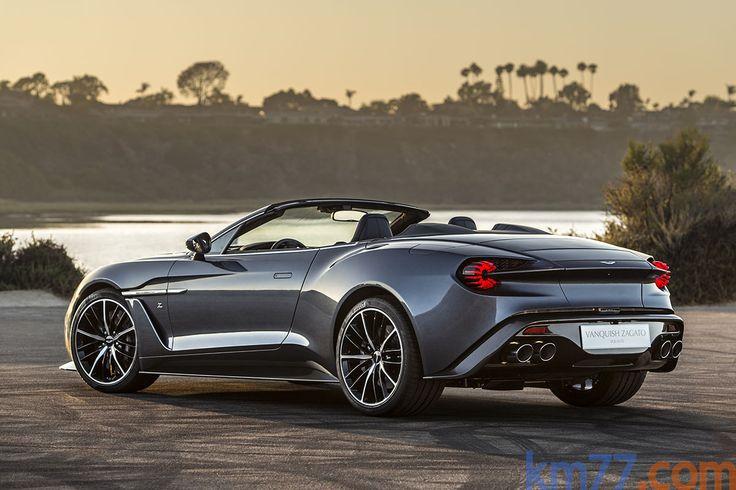 Mire aquí fotos. Fotos - Aston Martin Vanquish Zagato Shooting Brake (17 fotos)
