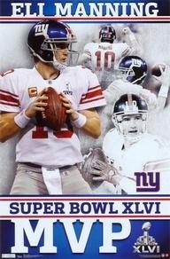 Eli Manning.... :) yeah