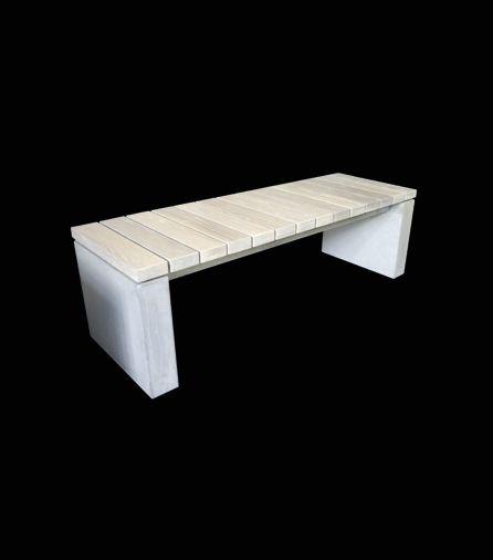 Basic bench - Skulpturfabriken - Design Stina Lindholm