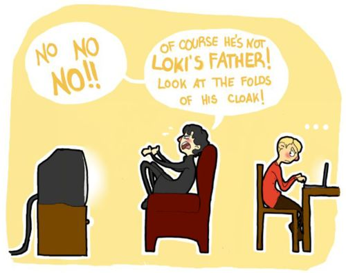I doubt Sherlock could watch tv without having a brain bleed. Although maybe he could explain the ending of Lost for all of us.