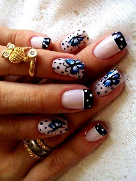 25 trending latest nail designs ideas on pinterest latest nail the latest nail art trends for 2015 prinsesfo Image collections