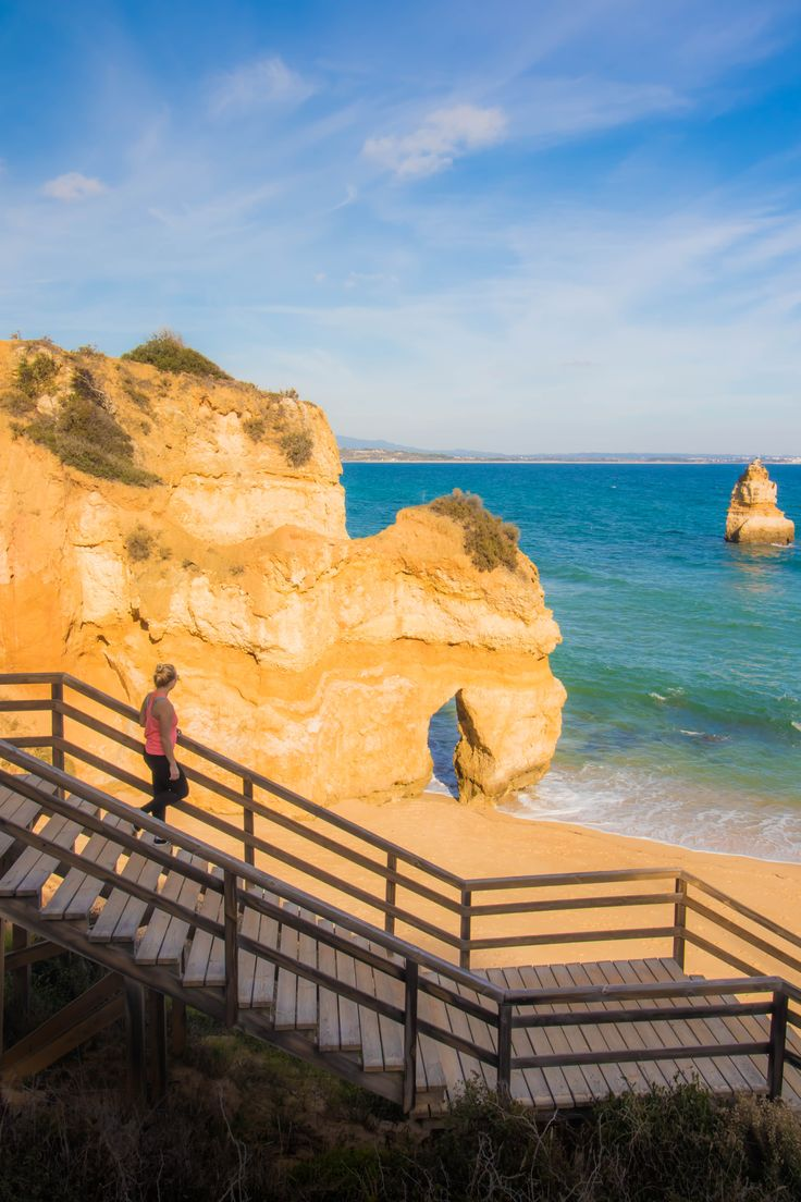 Going to Portugal and spending some time in the Algarve? Here are the top beaches around Lagos. Including surf spots and a few things to do in this wonderful country in Europe!